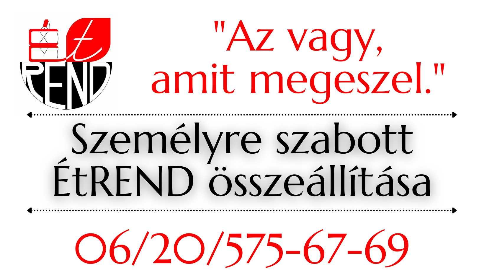 etrend facebook fogyókúrás program